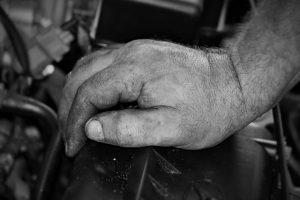 Položená ruka